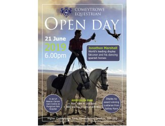 Charity Open Evening